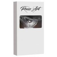 """Presse-citron """"Presse Art"""" (coffret prestige 4 pièces Argent)"""